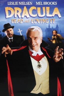 Dracula: Dead and Loving It keyart