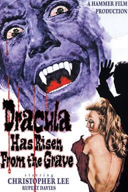Dracula Has Risen from the Grave keyart