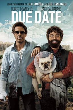 Due Date keyart