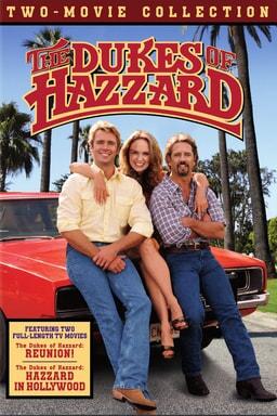 Dukes of Hazzard: TV Movie Collection keyart