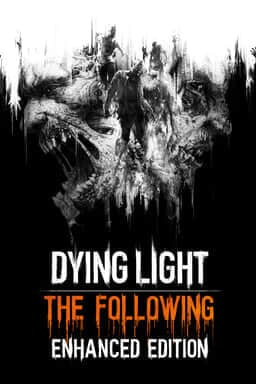 Dying Light: The Following keyart