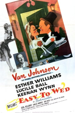Easy to Wed poster