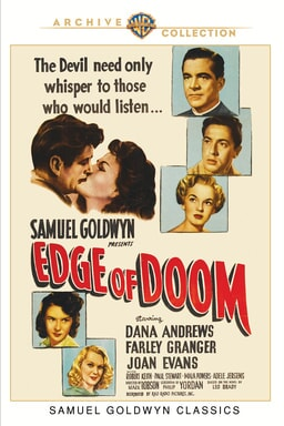 edge of doom poster