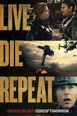Edge of Tomorrow keyart