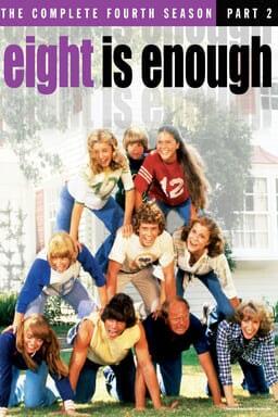 Eight Is Enough: Season 4 keyart