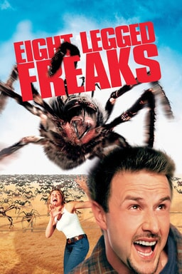 Eight Legged Freaks keyart