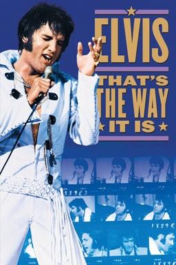 Elvis: Thats the Way It Is keyart