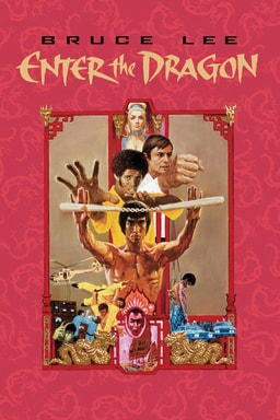Enter the Dragon keyart
