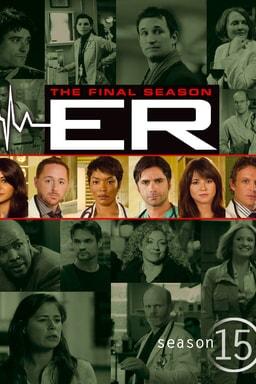 ER: Season 15 keyart