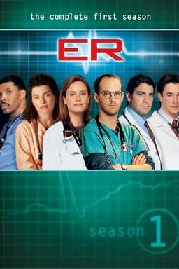 ER: Season 1 keyart