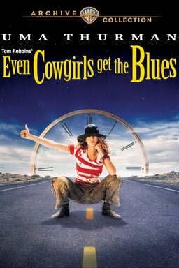 Even Cowgirls Get the Blues keyart