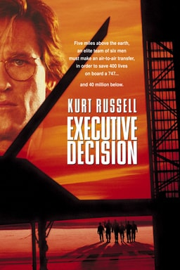 Executive Decision keyart