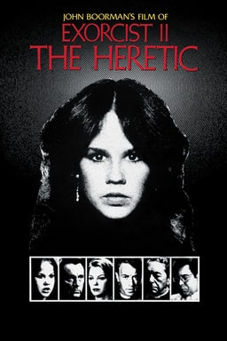 Exorcist II: Heretic keyart