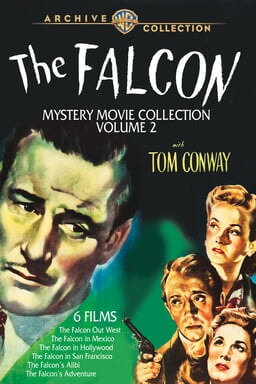 Falcon Mystery Movie Collection: Volume 2 keyart