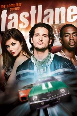 Fastlane: The Complete Series keyart