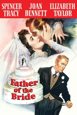 Father of the Bride 1950 keyart