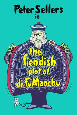 Fiendish Plot of Dr. Fu Manchu keyart