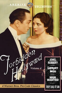 Forbidden Hollywood Collection: Volume 4 keyart