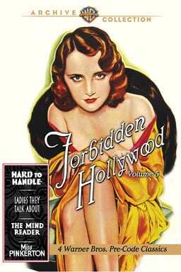 Forbidden Hollywood Collection: Volume 5 keyart