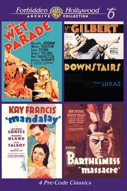 Forbidden Hollywood Collection: Volume 6 keyart
