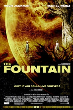 The Fountain - Key Art