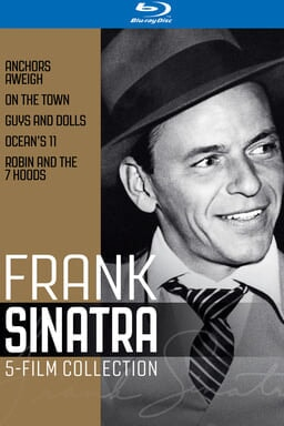 Frank Sinatra 5-Film Collection - Key Art