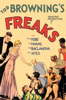 Freaks keyart