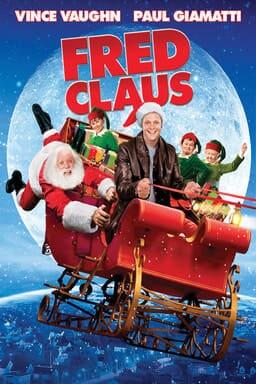 Fred Claus keyart
