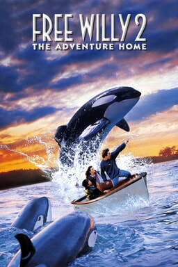 Free Willy 2: Adventure Home keyart