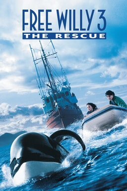 Free Willy 3: Rescue keyart