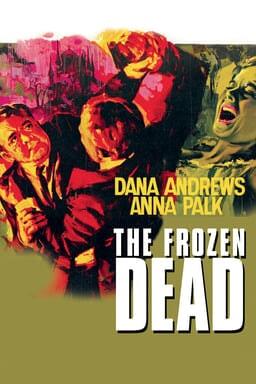 Frozen Dead keyart