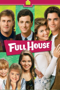 Full House: Season 4 keyart
