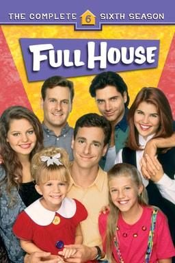 Full House: Season 6 keyart