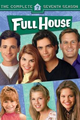 Full House: Season 7 keyart