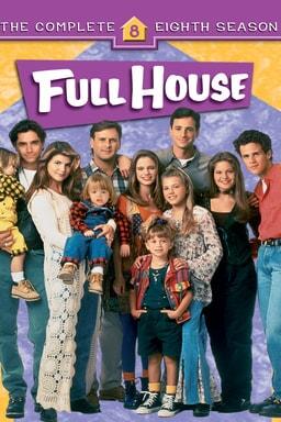 Full House: Season 8 keyart
