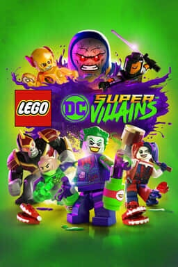 Lego DC Super-Villains Keyart