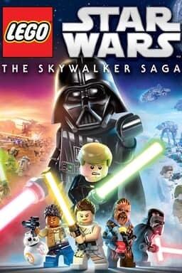 LEGO® Star Wars™: The Skywalker Saga - Key Art