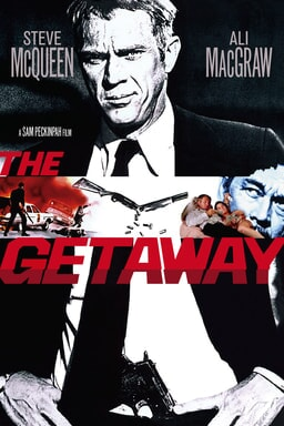 The Getaway keyart