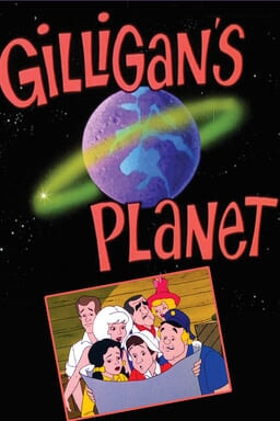 Gilligan's Planet keyart