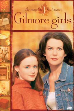 Gilmore Girls: Season 1 keyart