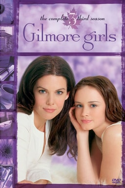 Gilmore Girls: Season 3 keyart