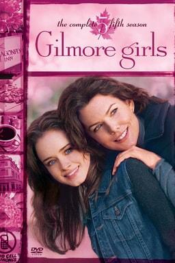 Gilmore Girls: Season 5 keyart