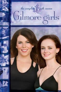 Gilmore Girls: Season 6 keyart