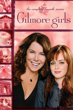 Gilmore Girls: Season 7 keyart