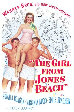 Girl from Jones Beach keyart