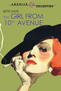 The Girl from 10th Avenue - Key Art