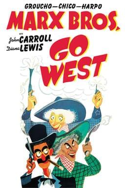 Go West keyart