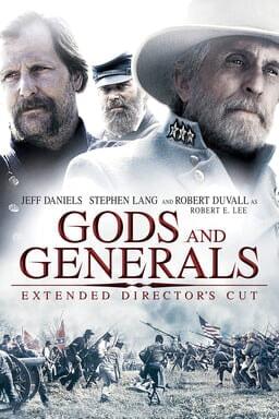 Gods and Generals keyart