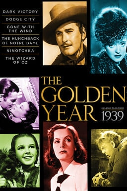 Golden Year Collection: 1939 keyart