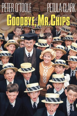 Goodbye Mr Chips 1969 keyart